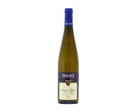 Pinot gris Petits Grains BIO Moltès - 75 cl