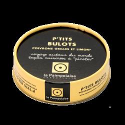 P'tits bulots aux poivrons grillés et limón - 100g
