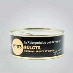 Bulots aux poivrons grillés et limón - 215g