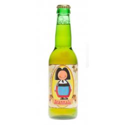 Bière Jeannala 33 cl Alsacienne sans culotte
