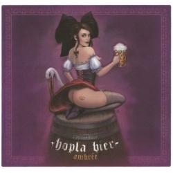 Bière Hopla 75 cl de l'Alsacienne sans culotte