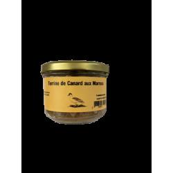 Terrine de canard aux marrons 180g