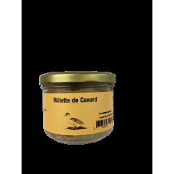 rillettes de canard 180g