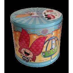 Boîte décorée Lovely Elsa garnie de Bretzels et sticks - 500g