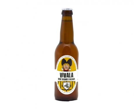 Bière Vivala 33 cl Sainte-Crucienne