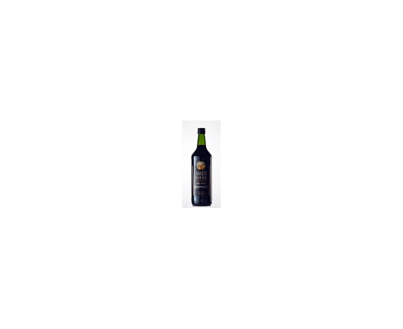 Amer bière Orange sans alcool WOLFBERGER 1L