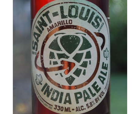 Bière India Pale Ale de Saint-Louis 33 cl