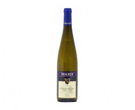 Pinot Gris Petits grains Bio Moltès 37.5cl