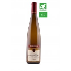 Gewurztraminer Tradition BIO Moltès - 75cl