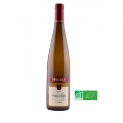 Sylvaner Tradition BIO Moltès - 75 cl