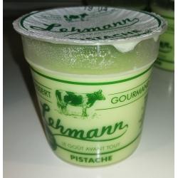Crème dessert à la Pistache 125g Fromagerie Lehmann