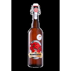 """Bière """"La Mulhousienne"""" de Saint-Louis 75cl"""