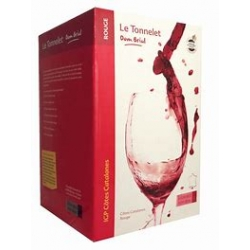 BIB IGP Côtes Catalanes Rouge– Vignoble Dom Brial- 5 litres